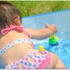 1歳児の水遊び日焼け対策は?日焼け止め塗り方コツと日焼け止め以外の紫外線対策