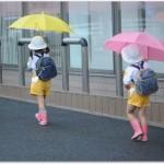 幼稚園の登園に長靴は必要?バス通園では?送り迎えではどうなの?