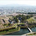 函館五稜郭公園の桜は花見ジンギスカンとライトアップで楽しもう